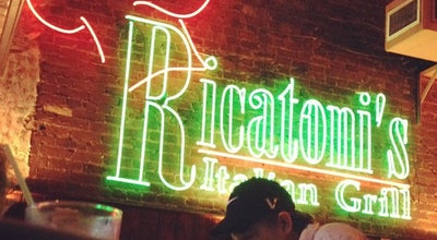 Photo of Italian Restaurant Ricatoni's Italian Grill at 107 N Court St, Florence, AL 35630, United States