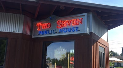 Photo of American Restaurant Two Seven Public House at 2727 S Mount Vernon St, Spokane, WA 99223, United States