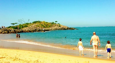 Photo of Beach Praia da Sereia at Vila Velha, Brazil