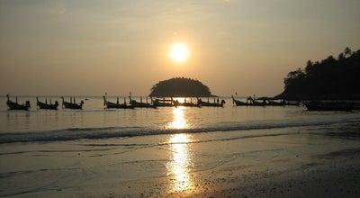 Photo of Beach หาดกะตะ (Kata Beach) at Pakbang Rd., Mueang Phuket 83100, Thailand