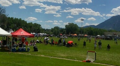Photo of Baseball Field El Pomar Youth Sports Complex at 2212 Executive Cir, Colorado Springs, CO 80906, United States