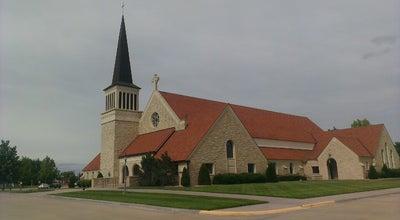 Photo of Church Holy Cross Church at 2600 N Plum St, Hutchinson, KS 67502, United States