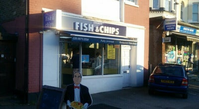 Photo of Fish and Chips Shop Christy's Fish and Chips at Portsmouth Road, Thames Ditton, United Kingdom