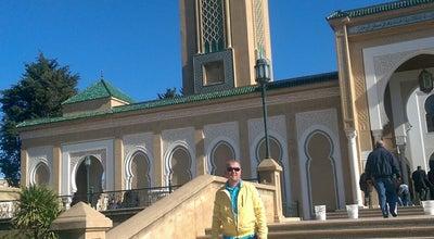 Photo of Mosque مسجد الحمد at Morocco