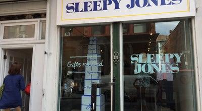 Photo of Clothing Store Sleepy Jones at 25 Howard St, New York, NY 10013, United States