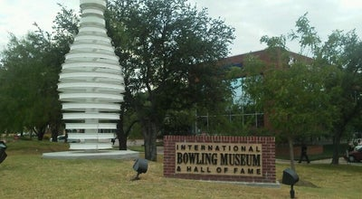 Photo of Bowling Alley International Bowling Campus at 621 Six Flags Dr, Arlington, TX 76011, United States