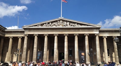 Photo of History Museum British Museum at Great Russell St, London WC1B 3DG, United Kingdom