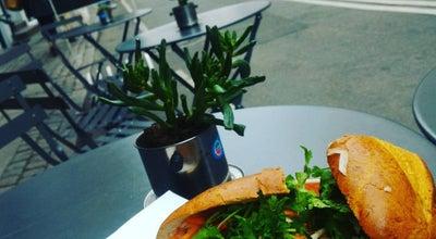 Photo of Sandwich Place Banh Mi at Elmegade 20, Copenhagen N 2200, Denmark