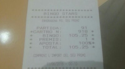 Photo of Casino Bingo Star at Andorra