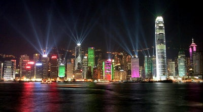 Photo of Public Art Symphony of Lights at Victoria Harbour, Hong Kong, Hong Kong