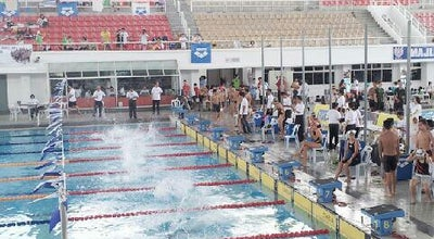 Photo of Pool Pusat Akuatik Darul Ehsan (Aquatic Centre) at Jalan Aerobik 13/43, Shah Alam 40100, Malaysia
