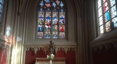 Photo of Church O.L.V-kerk Hasselt at Kapelstraat, Belgium