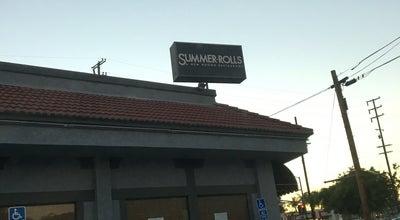 Photo of Vietnamese Restaurant Summer Rolls at 9016 Mission, Rosemead, CA 91770, United States