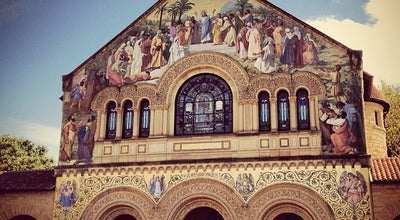 Photo of Church Stanford Memorial Church at 450 Serra Mall, Stanford, CA 94305, United States
