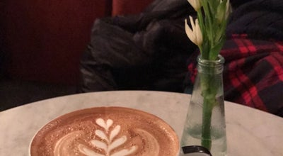 Photo of Coffee Shop Kobrick Coffee Co. at 24 9th Ave, New York, NY 10014, United States