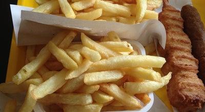Photo of Food Frituur 't Smoske at Veurnestraat 2, Poperinge 8970, Belgium
