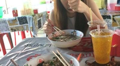 Photo of Ramen / Noodle House ก๋วยเตี๋ยวเป็ดป้าเล็ก at Phra Pradaeng, Thailand