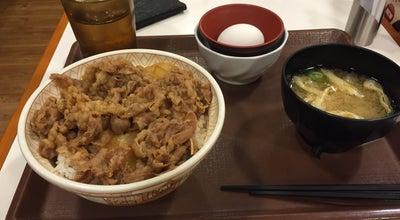 Photo of Japanese Restaurant すき家 塩尻志学館高校前店 at 広丘高出1486-230, 塩尻市, Japan