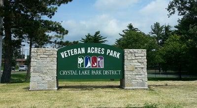 Photo of Park Veteran Acres Park at 5309 Walkup Rd, Crystal Lake, IL 60012, United States
