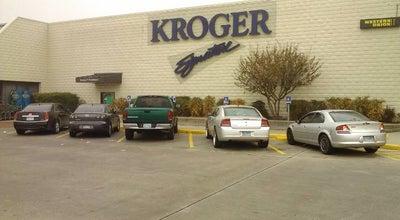 Photo of Supermarket Kroger at 5671 Treaschwig Rd, Spring, TX 77373, United States
