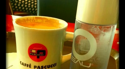 Photo of Coffee Shop CAFFÉ PASCUCCI at 북구 대학로 77, 대구광역시, South Korea
