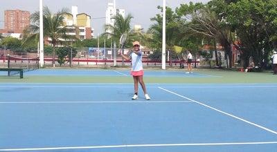 Photo of Tennis Court Liga de Tenis del Atlántico at Cll. 94 # 53 - 01, Barranquilla, Colombia