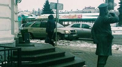 Photo of Monument / Landmark Памятник Городовому at Ул. Ленина, 21, Омск, Russia