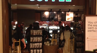 Photo of Coffee Shop Starbucks at Europakruispunt 2 Carrefour De L'europe, Bruxelles 1000, Belgium