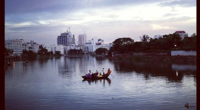 Photo of Lake Banani-Gulshan Lake at Banani-gulshan Intersection, Dhaka, Dhaka 1213, Bangladesh