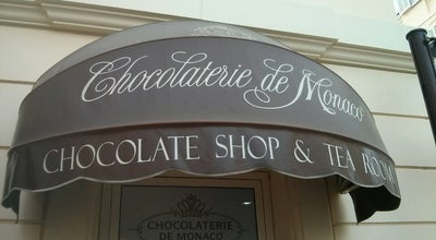 Photo of Cafe Chocolaterie de Monaco at Place De La Visitation, Monaco, Monaco