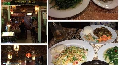 Photo of Vietnamese Restaurant Golden Rice at 40 Phạm Ngũ Lão, Hue, Vietnam