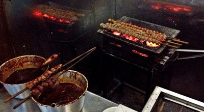 Photo of Meatball Place Bakso Bakar Pak Man at Jl. Diponegoro No. 19, Malang, Indonesia