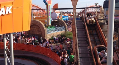 Photo of Theme Park Nickelodeon Land at Ocean Boulevard, Blackpool FY4 1EZ, United Kingdom
