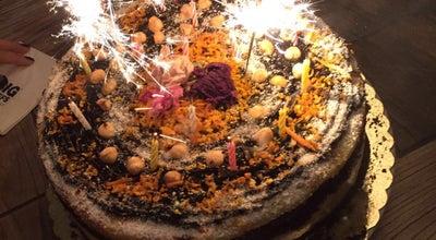 Photo of Vegetarian / Vegan Restaurant Mahatma Cafe at Macit Erbudak Sk., İstanbul, Turkey