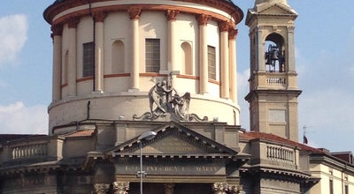 Photo of Church Santa Maria delle Grazie at Via Papa Giovanni Xxiii, Bergamo, Italy