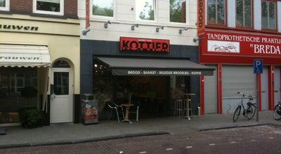 Photo of Bakery Kottier - De Echte Bakker at Nieuwe Haagdijk 32, Breda, Netherlands