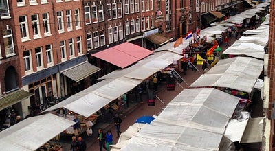 Photo of Market Albert Cuyp Markt at Albert Cuypstraat, Amsterdam 1073, Netherlands