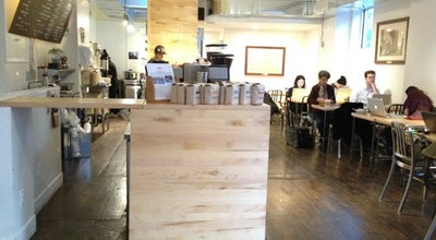 Photo of Coffee Shop Pushcart Coffee at 362 2nd Ave, New York, NY 10010, United States
