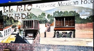 Photo of Mexican Restaurant El Rio Verde at 38 N Trenton Ave, Tulsa, OK 74120, United States