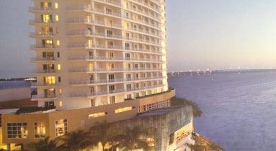 Photo of Resort Mandarin Oriental, Miami at 500 Brickell Key Drive, Miami, FL 33131, United States