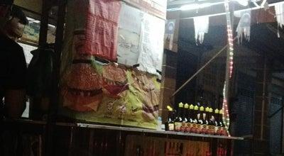 Photo of Food Truck Burger Stall at Malaysia