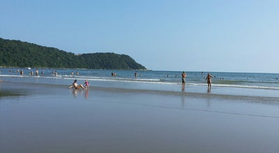 Photo of Beach FORTE PRAIA GRANDE at Brazil