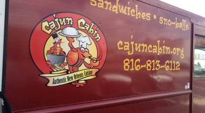 Photo of Food Truck Cajun Cabin at Streets Of Kansas City, Kansas City, MO 64111, United States