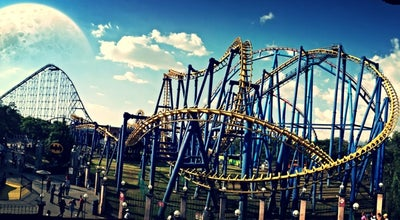 Photo of Theme Park Six Flags México at Carretera Picacho-ajusco Km 1.5, Tlalpan 14200, Mexico