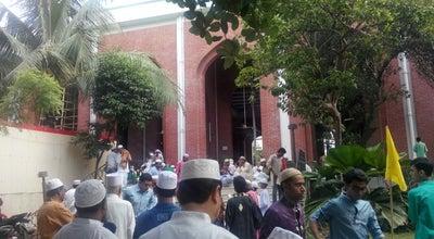 Photo of Mosque Gausal Azam Mosque at Gulshan Ave., Dhaka, Bangladesh