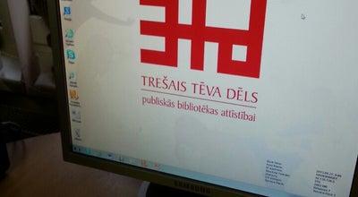 Photo of Library Salaspils Dienvidu bibliotēka at Dienvidu Iela 7/3, Salaspils LV-2169, Latvia