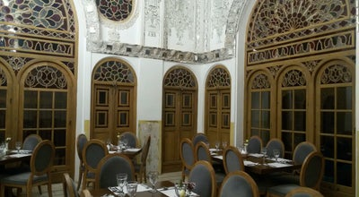 Photo of Persian Restaurant Talar-e Ayeneh Restaurant | رستوران تالار آینه at Alavi St, Kashan, Iran