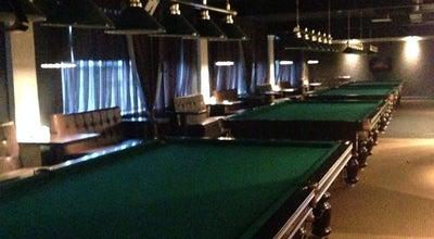 Photo of Pool Hall Бильярд Холл at Красная Ул., 10, Петрозаводск, Russia