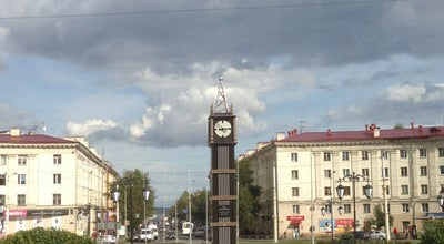 Photo of Monument / Landmark Биг-Бен at Пл. Гагарина, Петрозаводск, Russia