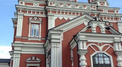 Photo of Church Храм Покрова Божией Матери at Ул. Максима Горького, 89, Саратов 410003, Russia